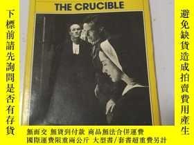 二手書博民逛書店The罕見Crucible 十字軍 英文原版Y286382 Mi