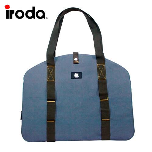 《iroda》O-Grill Live Carry Duo 夾層肩背式外出袋(可裝 O-Grill 雙烤盤)