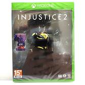 Xbox One 超級英雄 2 INJUSTICE 2 亞版 實體英文版 出清