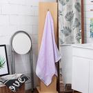 【專區滿618享8折】wave波紋浴巾-藤花紫-生活工場