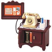 ★funbox玩具★【森林家族】復古電話及矮桌組'03_ EP25660