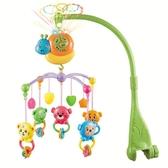 【免運】床鈴1歲新生嬰兒床鈴音樂旋轉0-3-6個月男孩女寶寶益智玩具床頭鈴搖鈴