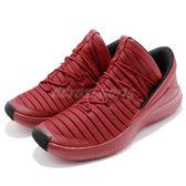 【海外限定】Nike 休閒鞋 Jordan Flight Luxe 低筒 襪套 紅 黑 喬丹 男鞋 運動鞋【PUMP306】 919715-601