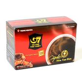 越南【G7】即溶黑咖啡  2g*15入