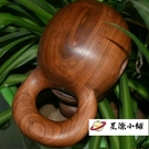 木魚 佛具木魚法器一套韓國木魚杏木8-22(公分)配木魚墊木雕全國-星際小鋪
