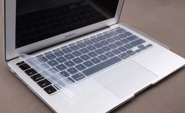Qmishop 筆記型電腦 通用鍵盤保護膜 鍵盤蓋/鍵盤膜/筆電鍵盤保護膜鍵盤模【J103】