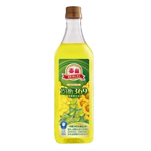 泰山均衡369健康調合油 1L