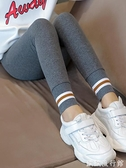 女童褲子 女童打底褲秋冬一體加絨加厚外穿洋氣冬裝兒童褲子冬季薄絨款中厚 歐歐