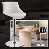科潤 吧椅歐式高腳酒吧凳子高凳簡約靠背吧凳家用椅子升降吧台椅