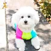 小狗狗衣服夏季透氣防曬衣夏裝薄款泰迪比熊博美寵物夏天服飾   電購3C