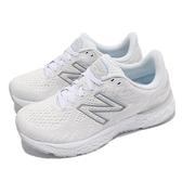 New Balance 慢跑鞋 880 v11 寬楦 白 藍 路跑 11代 NB 女鞋 【ACS】 W880A11D