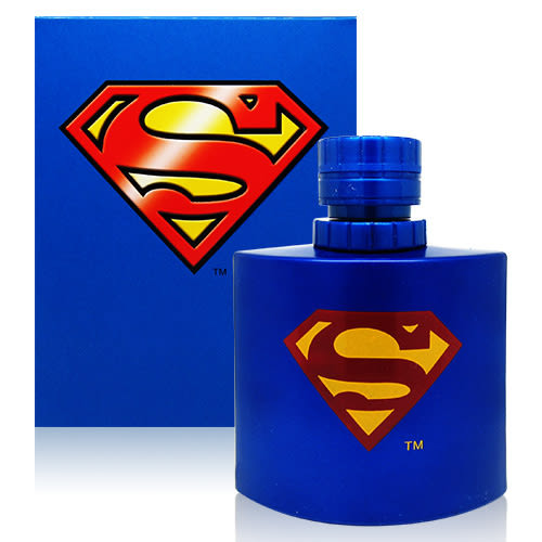 英雄系列 SUPERMAN 超人 男性淡香水 100ml 【QEM-girl】