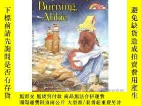 二手書博民逛書店Keep罕見the Lights Burning, Abbie (Reading Rainbow Book)-讓燈