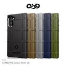 摩比小兔~QinD SAMSUNG Galaxy Note 10 戰術護盾保護套 保護殼 手機殼