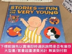 二手書博民逛書店幼童歌謠故事繪本罕見Stories and Fun for the Very YoungY182979 幼童歌