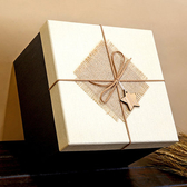 正方形禮品盒超大伴手禮禮物盒大號禮物包裝盒生日送禮盒包裝盒子 歐亞時尚