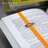 書籤迷你金屬閱讀書籤小清新箭頭邦帶可愛書籤創意定制送禮