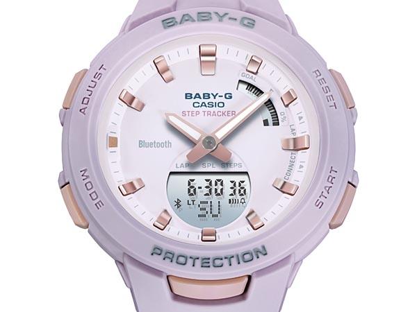 CASIO 卡西歐 BSA-B100-4A2 / BABY-G系列 原廠公司貨