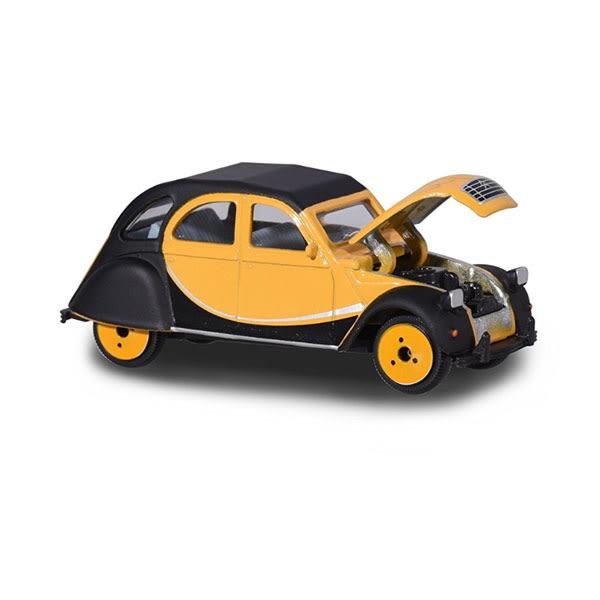 美捷輪 Majorette 經典復古車款 雪鐵龍 Citroen 2CV 合金小車 TOYeGO 玩具e哥