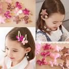 星心蝴蝶金蔥髮夾BB夾 兒童髮飾 造型髮夾 頭飾