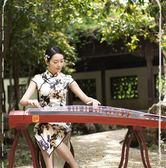 樂器古箏初學者教學 演奏入門揚州古箏琴梧桐木   樂趣3C