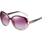 太陽鏡 太陽鏡女士新款潮防紫外線變色墨鏡...