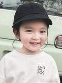 純棉兒童鴨舌帽韓版小孩男女童棒球帽夏季太陽帽子寶寶防曬遮陽帽 新北購物城