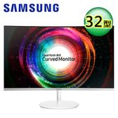 Samsung 三星 C32H711QEE 32型 量子點曲面螢幕【加贈多功能露營燈】