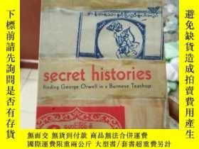 二手書博民逛書店secret罕見histories (finding georg