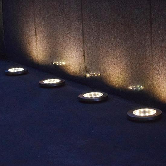 太陽能燈 LED燈 地埋燈 插地燈 光感應燈 樓梯燈 太陽能充電 LED太陽能地埋燈【P051】米菈生活館