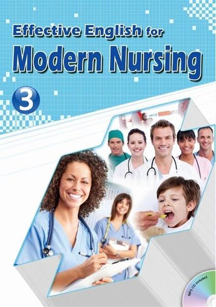 (二手書)醫護英語(3):Effective English for Modern Nursing 3(with MP3)
