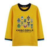 『小鱷魚童裝』機器人印花T恤(02號~10號)554439