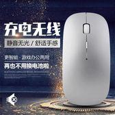 適用mac蘋果macbook air pro聯想筆記本無線藍牙滑鼠充電女生靜音 米蘭潮鞋館