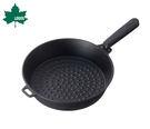 丹大戶外用品 日本【LOGOS】81062234  LOGOS鑄鐵窯烤煎鍋M(22.5cm)