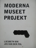 【書寶二手書T8/原文書_OPW】Moderna museet projekt_Moderna museet (Stoc