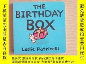二手書博民逛書店The罕見Birthday BoxY11026 Leslie Patricelli 著 Candlewick