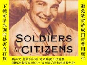 二手書博民逛書店Soldiers罕見To CitizensY364682 Suzanne Mettler Oxford Uni