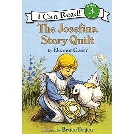 〈汪培珽英文書單〉〈An I Can Read系列:Level 3)The Josefina Story Quilt/ 讀本