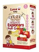 米大師 MasterMi 寶寶米餅/寶寶餅乾-探索者水果餅(蘋果香蕉)【六甲媽咪】