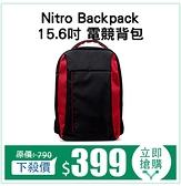 【下殺$399】Acer 宏碁 Nitro Backpack 15.6吋 電競背包 [富廉網]