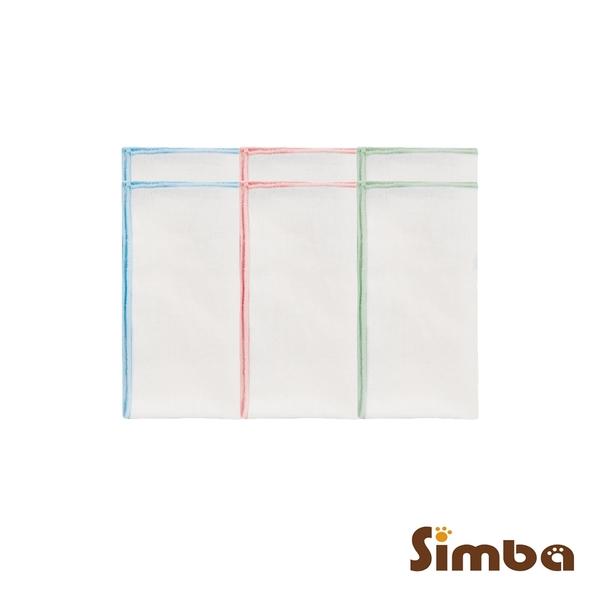 小獅王辛巴 Simba 極柔感紗布手帕(6入)