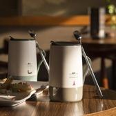 馬克杯北歐ins馬克杯大容量茶水杯子女陶瓷簡約辦公室早餐咖啡杯帶蓋勺