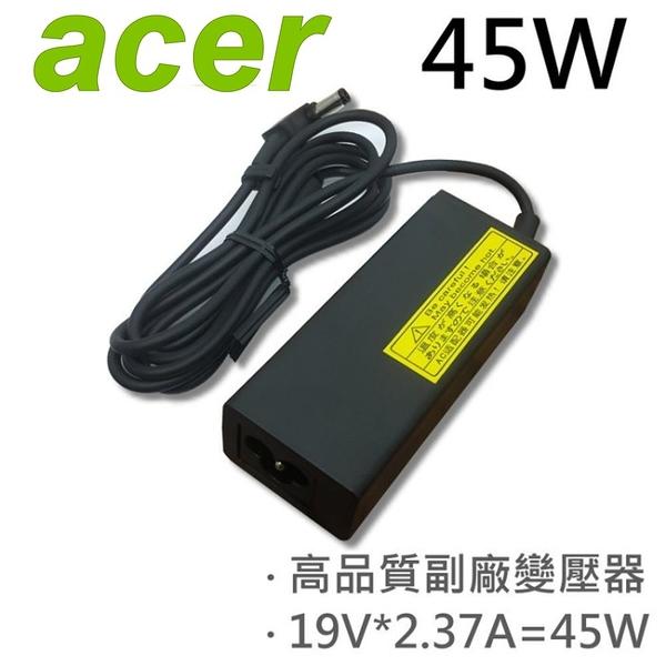 ACER 宏碁 高品質 45W 變壓器 Acer Aspire One  AOA110-1626 AOA150-1006 D150 D250 D255 D257 One D260 D270