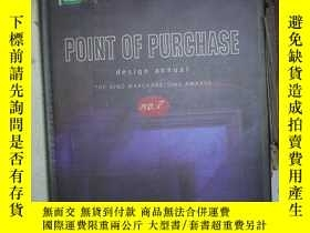 二手書博民逛書店POINT罕見OF PURCHASE DESIGN ANNUAL