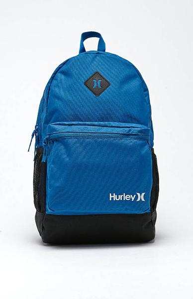 HURLEY MATER BACKPACK 後背包 - 男(藍/黑)