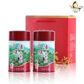 【蝶米家】鹿谷凍頂烏龍茶禮盒(2罐/盒)