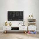 電視櫃 北歐電視柜現代簡約 客廳組合茶几電視柜簡易家用小戶型 電視機柜JY【快速出貨】