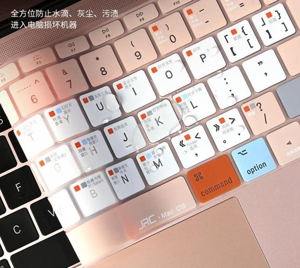 JRC蘋果Macbook筆記本新款15鍵盤膜