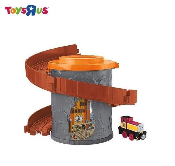 玩具反斗城 湯瑪士帶著走-城堡遊戲組(達特)