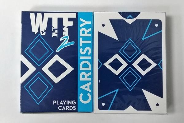 【USPCC 撲克】WTF Cardistry 2 Spelling Deck
